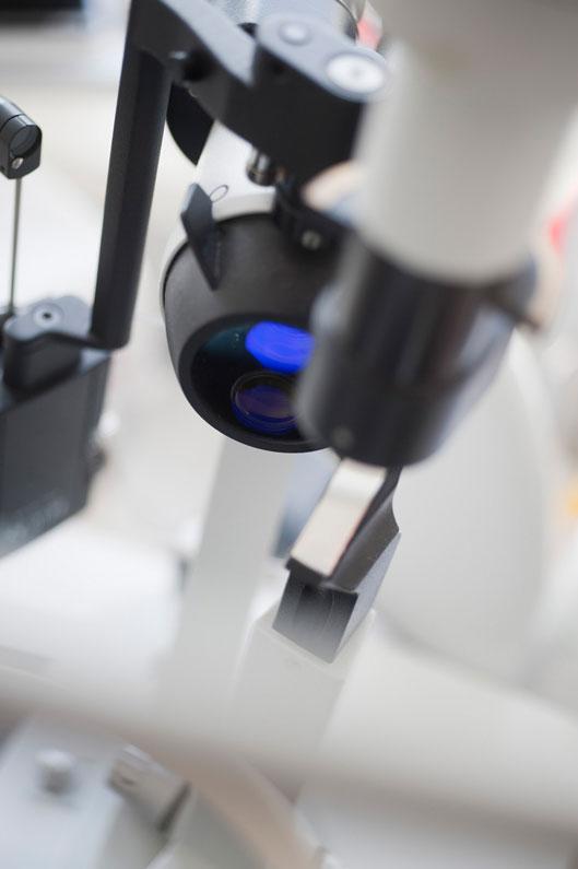 Augenlaser Behandlung beim Augenarzt in Düsseldorf