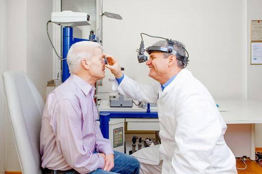 Grauer Star ist eine häufige Augenkrankheit. Wir helfen Ihnen, Grauen Star zu behandeln.